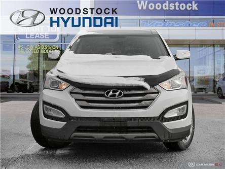 2013 Hyundai Santa Fe Sport 2.0T Limited (Stk: HD18007A) in Woodstock - Image 2 of 27