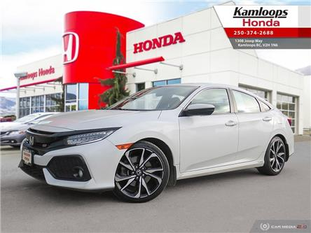 2017 Honda Civic Si (Stk: 14782U) in Kamloops - Image 1 of 25