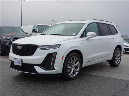 2020 Cadillac XT6 Sport (Stk: 0200320) in Langley City - Image 1 of 6