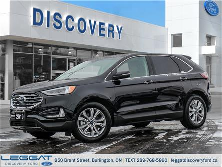 2019 Ford Edge Titanium (Stk: 19-98237-I) in Burlington - Image 1 of 29