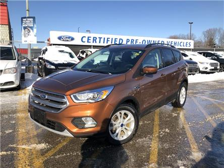 2017 Ford Escape SE (Stk: ES20103A) in Barrie - Image 1 of 21