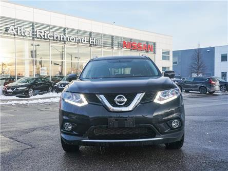 2016 Nissan Rogue SL Premium (Stk: RY20R076A) in Richmond Hill - Image 2 of 25
