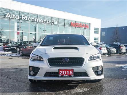 2015 Subaru WRX Sport Package (Stk: RY19T012A) in Richmond Hill - Image 2 of 25