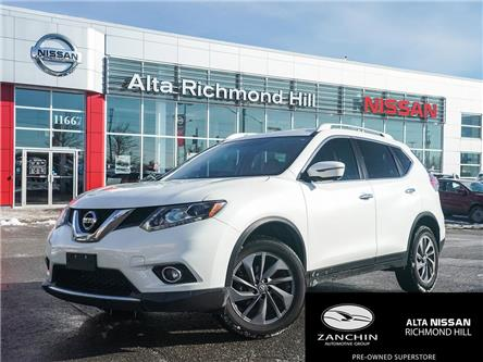 2016 Nissan Rogue SL Premium (Stk: RY20R118A) in Richmond Hill - Image 1 of 8
