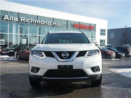 2016 Nissan Rogue SL Premium (Stk: RY20R118A) in Richmond Hill - Image 2 of 8