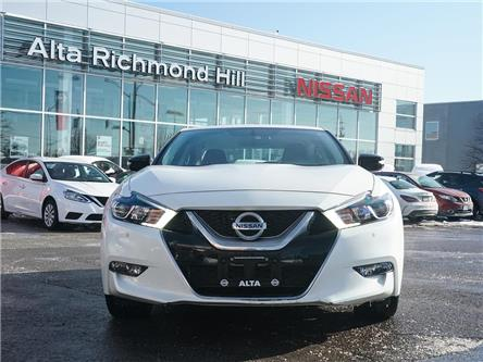 2017 Nissan Maxima SV (Stk: RU2813) in Richmond Hill - Image 2 of 24