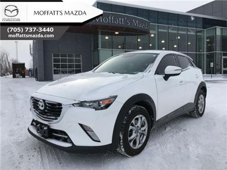 2017 Mazda CX-3 GS (Stk: P7571A) in Barrie - Image 1 of 25