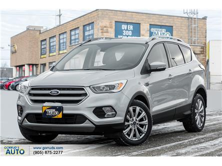 2017 Ford Escape Titanium (Stk: A00880) in Milton - Image 1 of 21