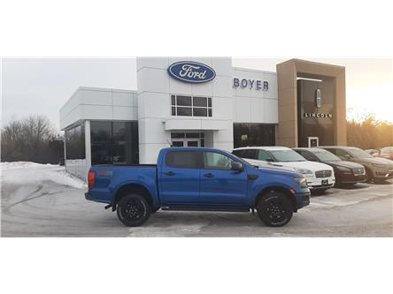 2019 Ford Ranger XLT (Stk: R1418) in Bobcaygeon - Image 1 of 25