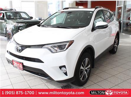2018 Toyota RAV4 XLE (Stk: 422621) in Milton - Image 1 of 38