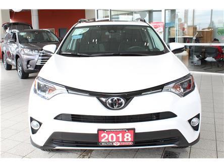 2018 Toyota RAV4 XLE (Stk: 422621) in Milton - Image 2 of 38