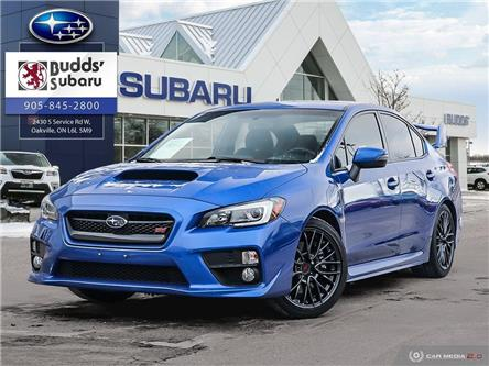2017 Subaru WRX STI Sport (Stk: PS2186A) in Oakville - Image 1 of 30