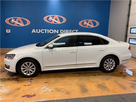 2014 Volkswagen Passat 2.0 TDI Trendline (Stk: 14-108645) in Lower Sackville - Image 1 of 10