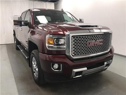 2017 GMC Sierra 3500HD Denali (Stk: 176663) in Lethbridge - Image 1 of 28