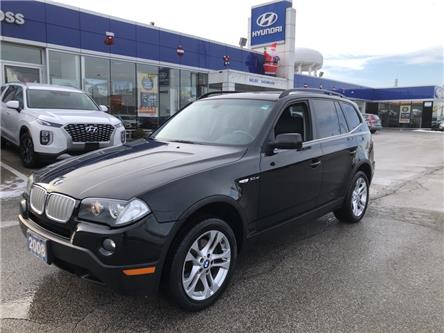 2008 BMW X3 3.0si (Stk: 29614A) in Scarborough - Image 1 of 18