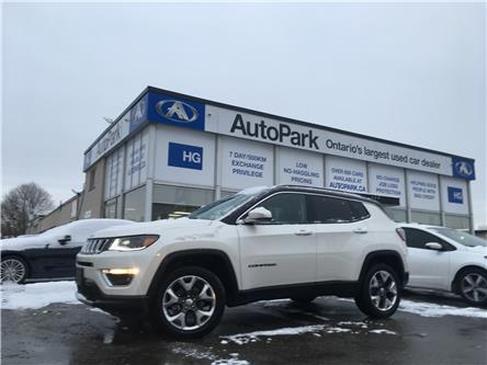 2018 Jeep Compass Limited (Stk: 18-14962) in Brampton - Image 1 of 29