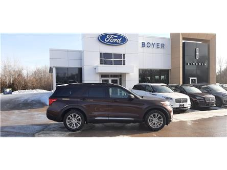 2020 Ford Explorer XLT (Stk: EX2012) in Bobcaygeon - Image 1 of 28