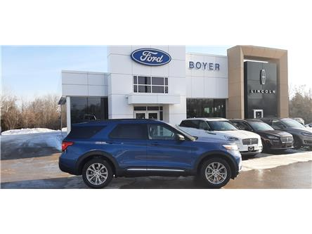 2020 Ford Explorer XLT (Stk: EX2019) in Bobcaygeon - Image 1 of 26