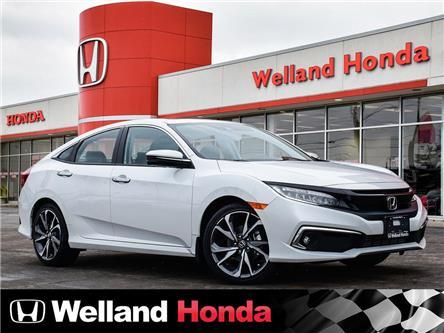 2020 Honda Civic Touring (Stk: N20004) in Welland - Image 1 of 27