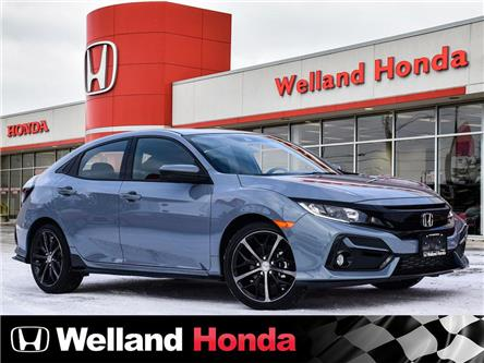 2020 Honda Civic Sport (Stk: N20037) in Welland - Image 1 of 24