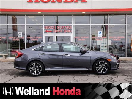2020 Honda Civic Touring (Stk: N19491) in Welland - Image 2 of 30