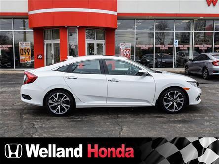 2020 Honda Civic Touring (Stk: N20005) in Welland - Image 2 of 27