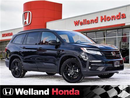 2020 Honda Pilot Black Edition (Stk: N20012) in Welland - Image 1 of 31