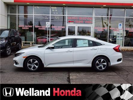 2020 Honda Civic LX (Stk: N20002) in Welland - Image 2 of 23