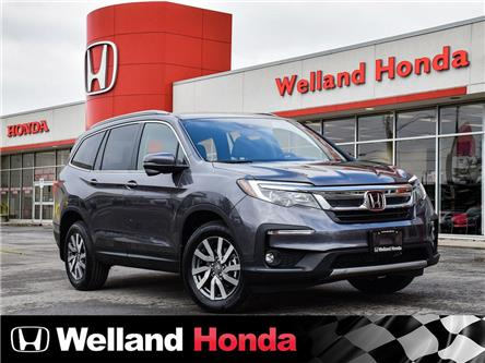 2020 Honda Pilot EX-L Navi (Stk: N20008) in Welland - Image 1 of 30
