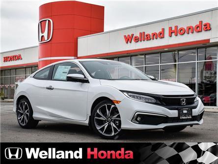 2020 Honda Civic Touring (Stk: N20044) in Welland - Image 1 of 27