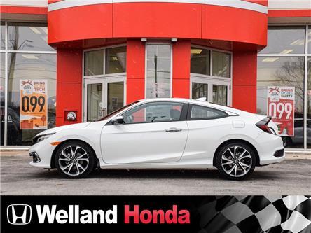 2020 Honda Civic Touring (Stk: N20044) in Welland - Image 2 of 27