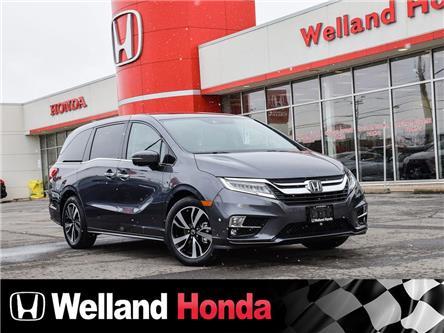2020 Honda Odyssey Touring (Stk: N20047) in Welland - Image 2 of 32