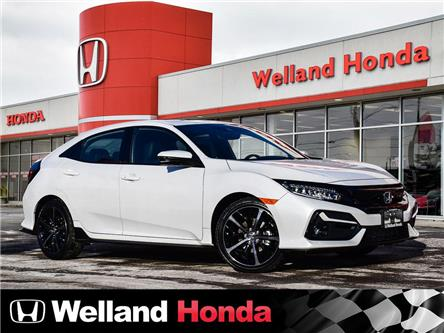 2020 Honda Civic Sport Touring (Stk: N19454) in Welland - Image 1 of 26