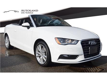 2016 Audi A3 2.0T Komfort (Stk: G1100854) in Thornhill - Image 1 of 26