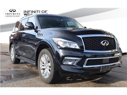 2017 Infiniti QX80 Base 7 Passenger (Stk: AUTOLAND-N409A) in Thornhill - Image 1 of 30