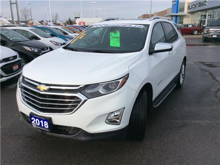 2018 Chevrolet Equinox Premier (Stk: 96879) in Carleton Place - Image 1 of 17