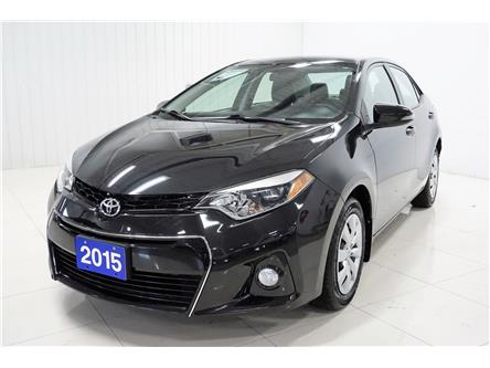 2015 Toyota Corolla S (Stk: P5656) in Sault Ste. Marie - Image 1 of 18
