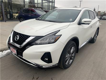 2020 Nissan Murano Platinum (Stk: T20037) in Kamloops - Image 1 of 23