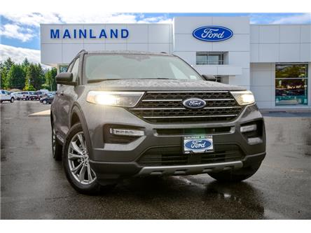 2020 Ford Explorer XLT (Stk: 20EX8494) in Vancouver - Image 1 of 23