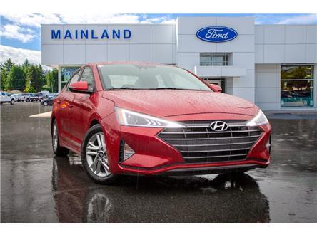 2019 Hyundai Elantra Preferred (Stk: P0083) in Vancouver - Image 1 of 22