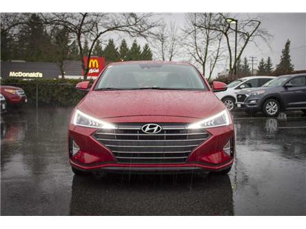 2019 Hyundai Elantra Preferred (Stk: P0083) in Vancouver - Image 2 of 22
