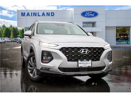 2019 Hyundai Santa Fe Preferred 2.4 (Stk: P4297) in Vancouver - Image 1 of 25