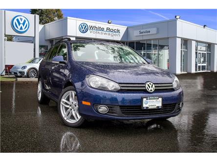2014 Volkswagen Golf 2.0 TDI Wolfsburg Edition (Stk: VW1030) in Vancouver - Image 1 of 18