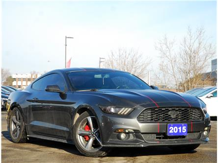 2015 Ford Mustang EcoBoost Premium (Stk: P59591A) in Kitchener - Image 1 of 12