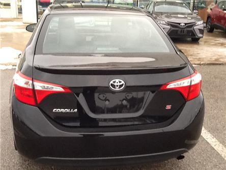 2015 Toyota Corolla S (Stk: 20027a) in Owen Sound - Image 2 of 6