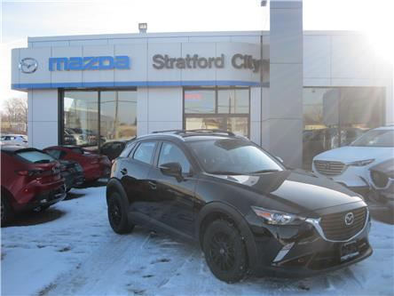 2017 Mazda CX-3 GS (Stk: 19039A) in Stratford - Image 1 of 20