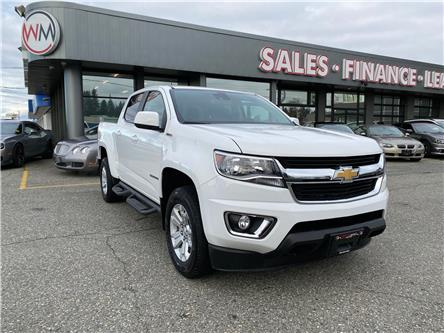2017 Chevrolet Colorado LT (Stk: 17-199704) in Abbotsford - Image 1 of 20