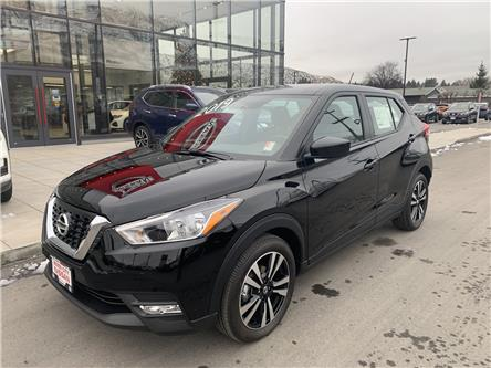 2019 Nissan Kicks SV (Stk: T19102) in Kamloops - Image 1 of 24
