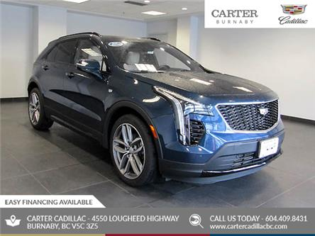 2019 Cadillac XT4 Sport (Stk: C9-35840) in Burnaby - Image 1 of 24
