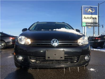 2013 Volkswagen Golf 2.0 TDI Highline (Stk: 13-06090) in Brampton - Image 2 of 16